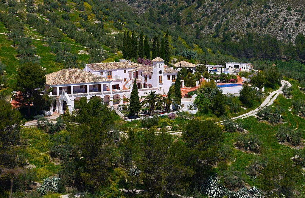 YOGA retreat in Andalusia, Spain